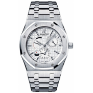 Audemars Piguet Royal Oak Dual Time(silver)