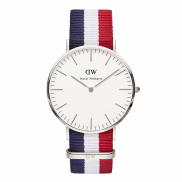 DW Classic Cambridge серебро