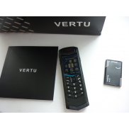 Vertu Signature S Design Clous De Paris Black